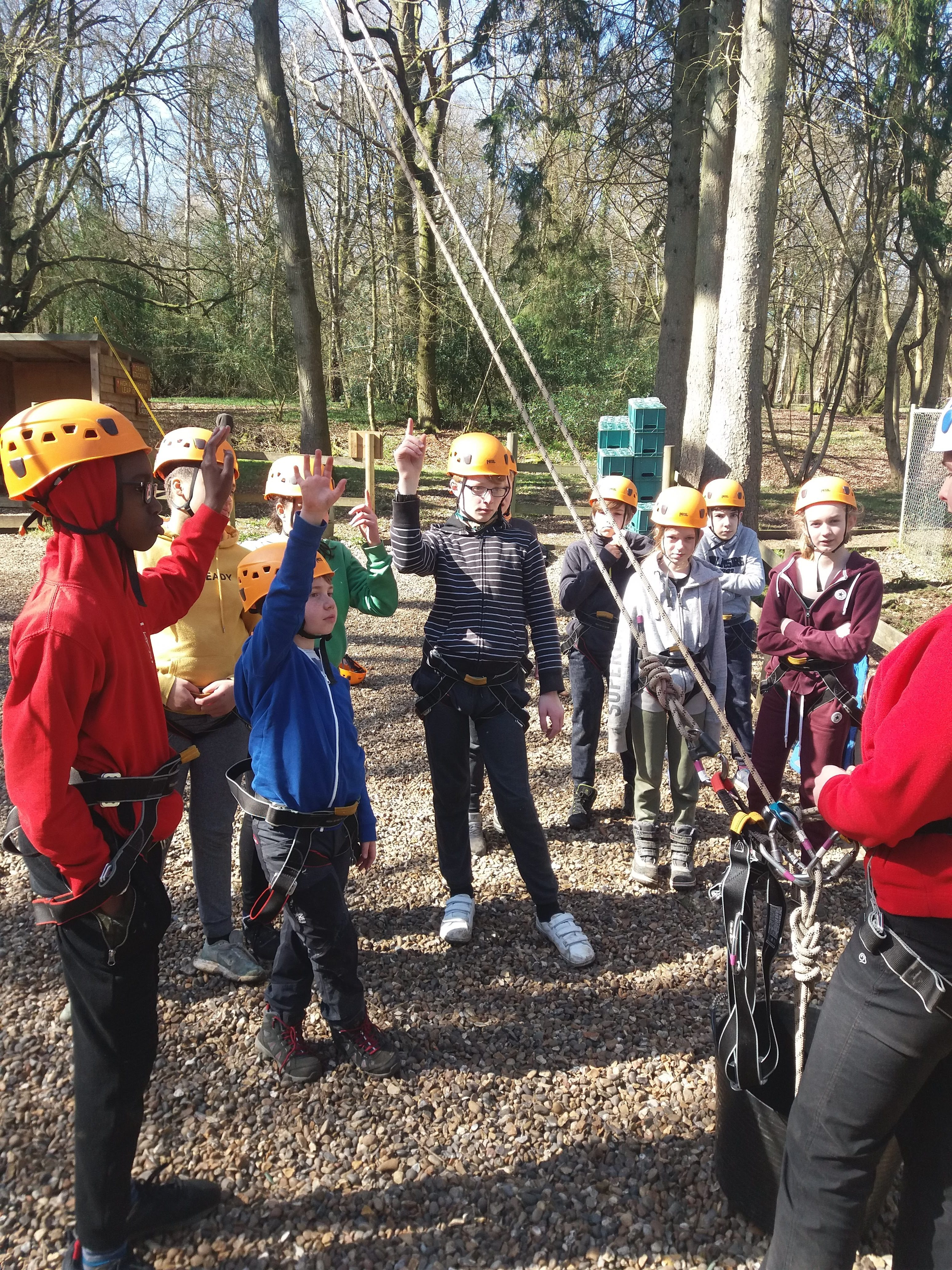 Scout Camp @ Downe – March 2019
