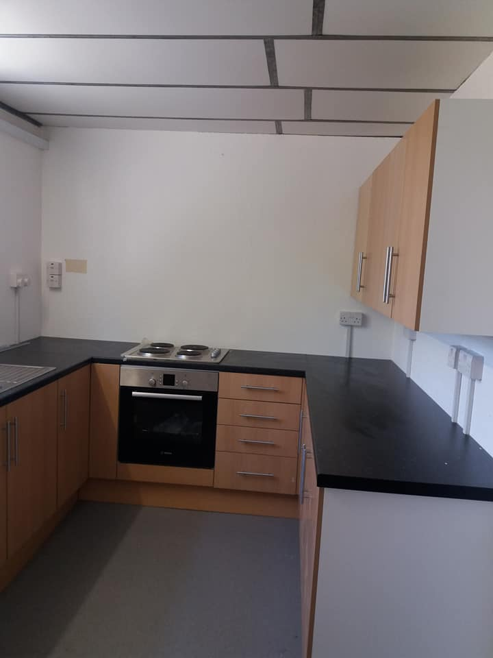 New kitchen – Grand Opening!