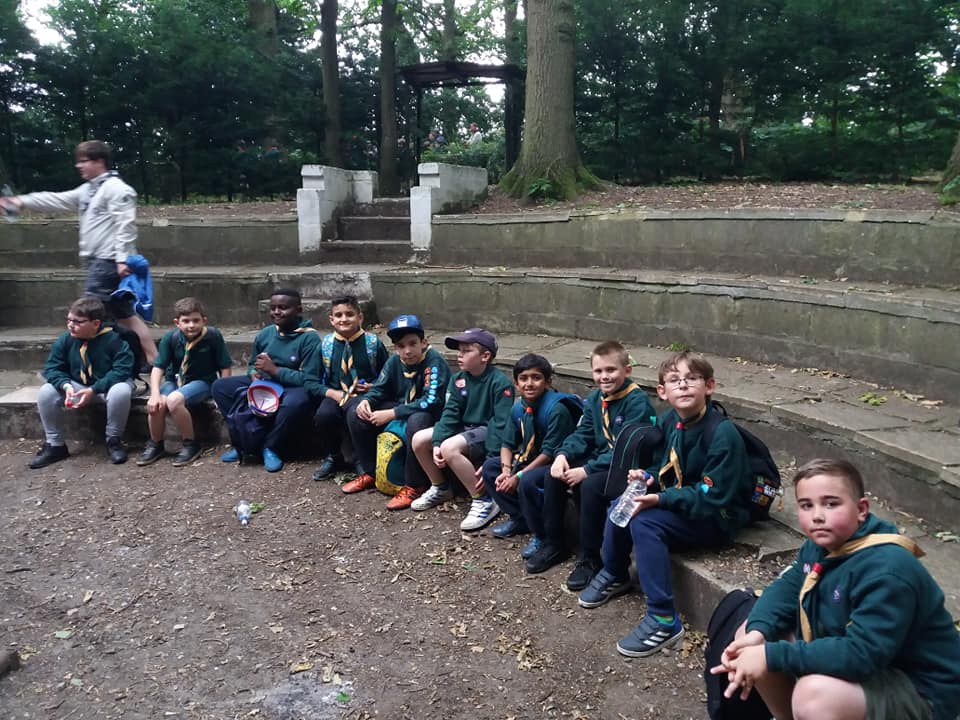Cubs – Baloo Trophy : 16th June 2018