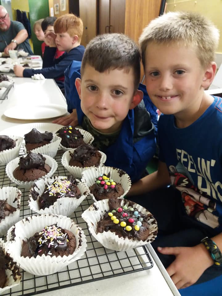 Cub Camp – Aug Bank Holiday Weekend