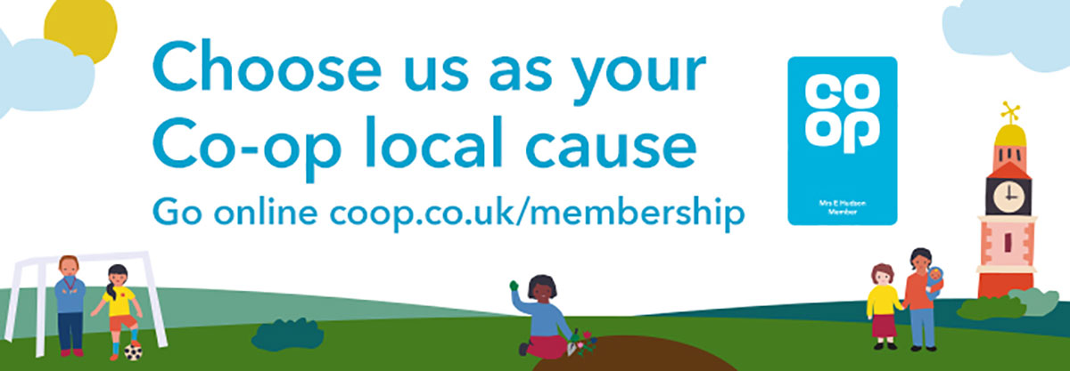 Co-Op Local cause!